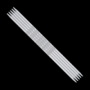 Strumpfstricknadeln grau